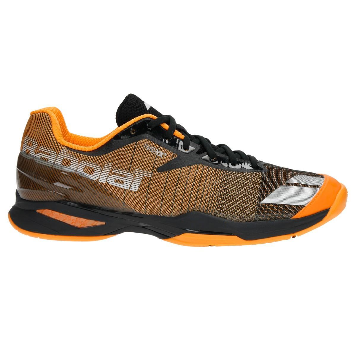 Теннисные кроссовки мужские Babolat Jet All Court orange