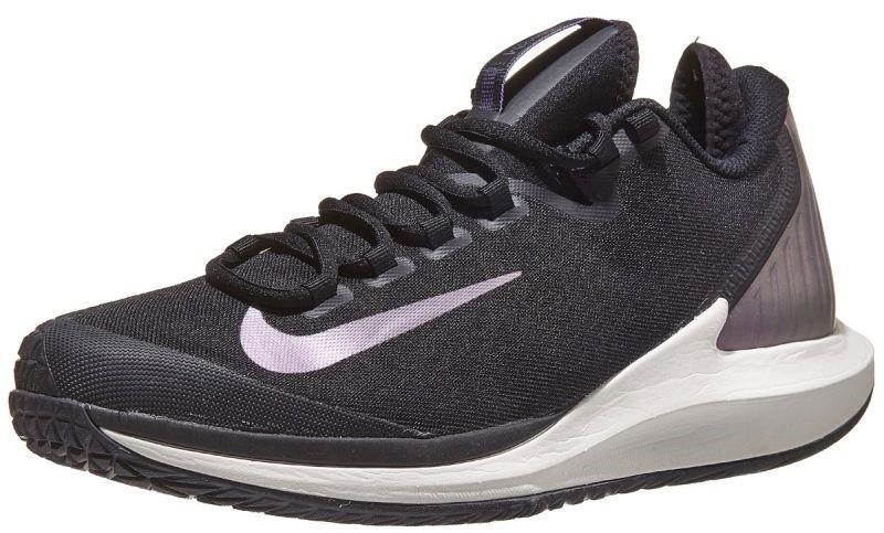 Теннисные кроссовки мужские Nike Court Air Zoom Zero black/multi-color/phantom