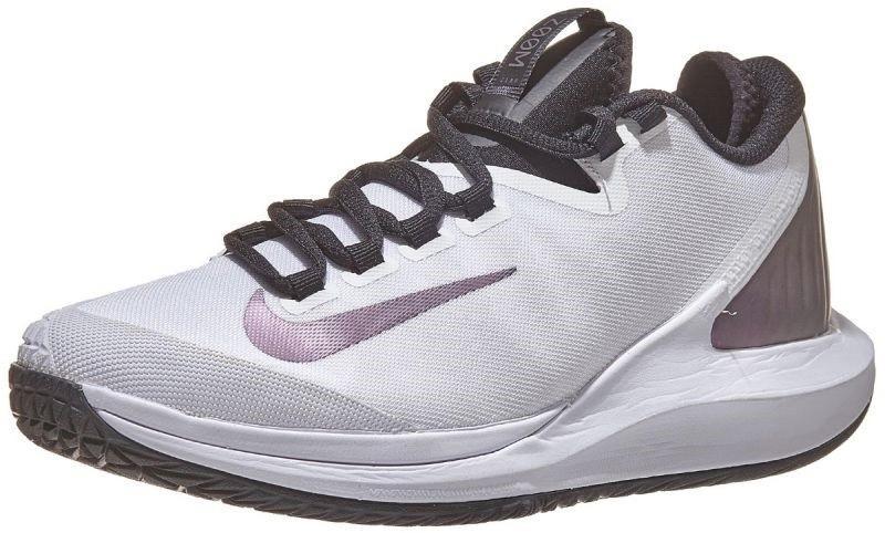 Теннисные кроссовки женские Nike W Court Air Zoom Zero white/multi-color/black