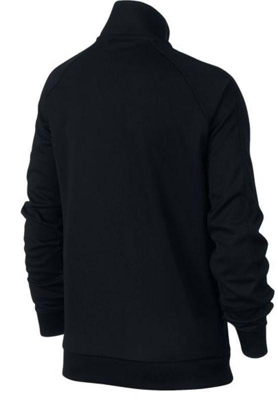 Куртка детская Nike Court Warm Up Jacket black/white