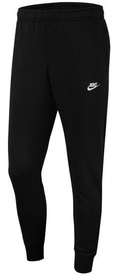 Спортивные штаны мужские Nike Men's Club French Terry Joggers black