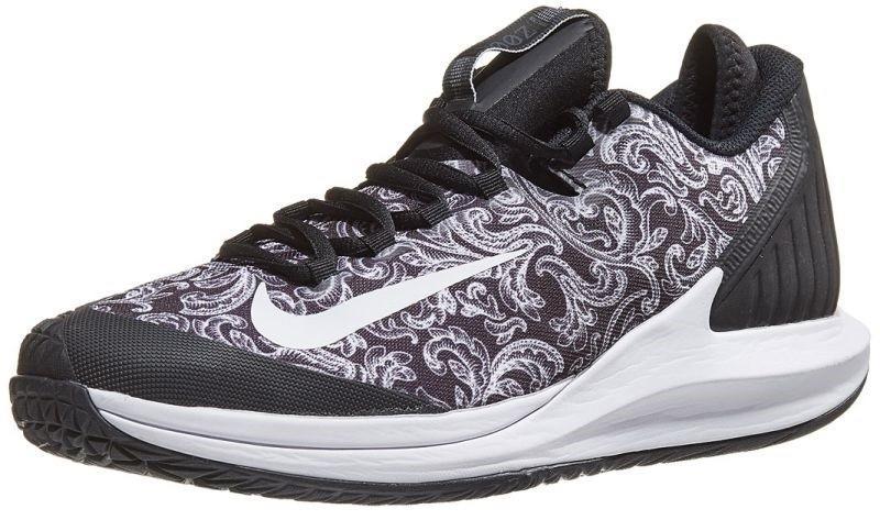 Теннисные кроссовки мужские Nike Court Air Zoom Zero black/white/black