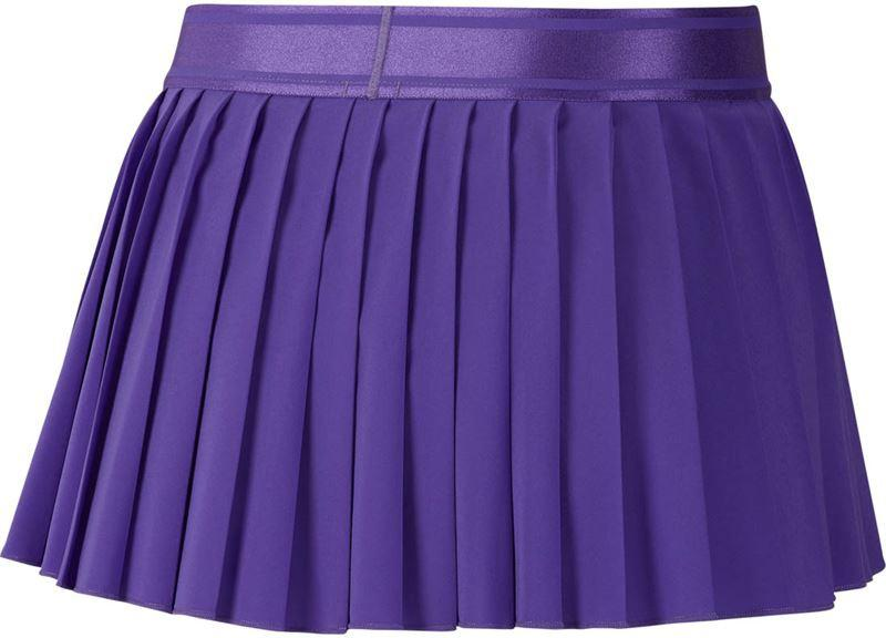 Теннисная юбка детская Nike Court G Victory Skirt psychic purple/black