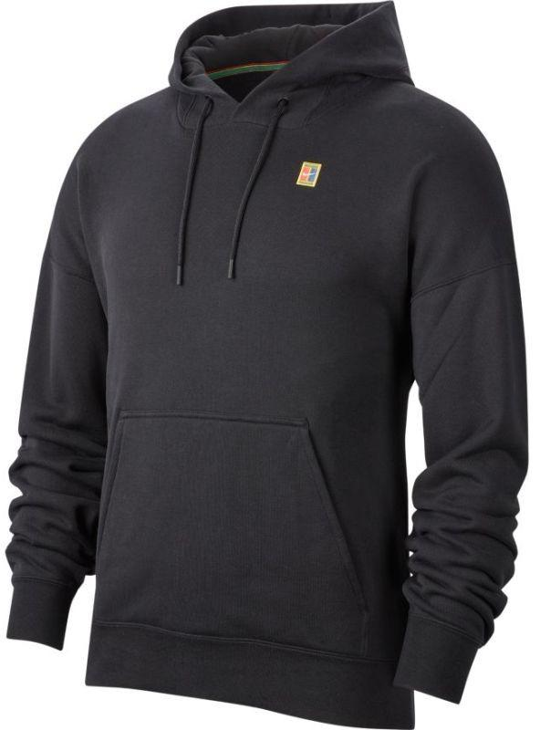 Реглан мужской Nike Court Fleece Hoodie Heritage black