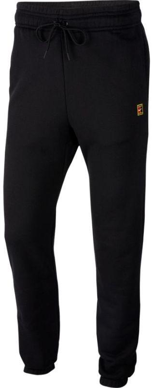 Спортивные штаны мужские Nike Court Fleece Pant Heritage black