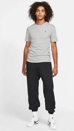 Спортивные штаны мужские Nike Court Fleece Pant Heritage black