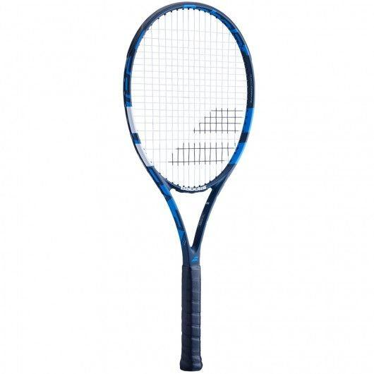 Теннисная ракетка Babolat Evoke 105 dark/light blue/white