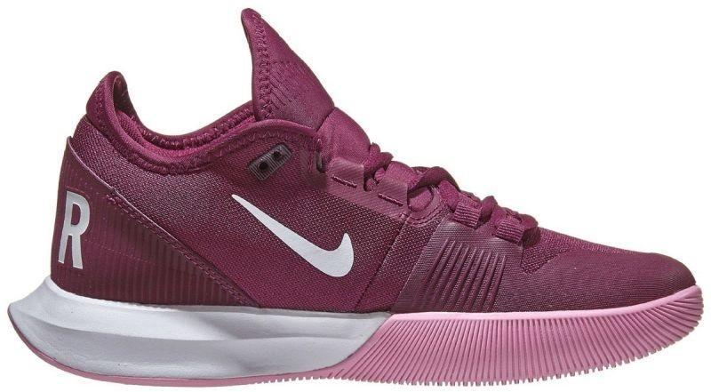 Теннисные кроссовки женские Nike WMNS Air Max Wildcard bordeaux/white/pink rise