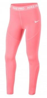 Легинсы детские Nike Sportswear Girl's Leggings pink/blue/white