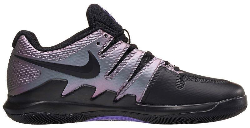 Детские теннисные кроссовки Nike Air Zoom Vapor 10 HC Jr multi-color/black