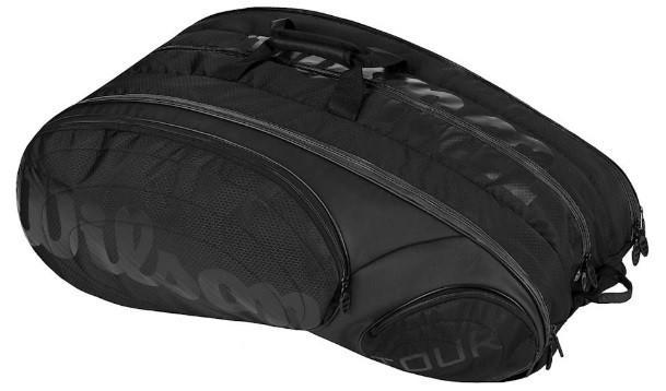 Теннисная сумка Wilson Tour 15 Pk Bag Limited Edition black