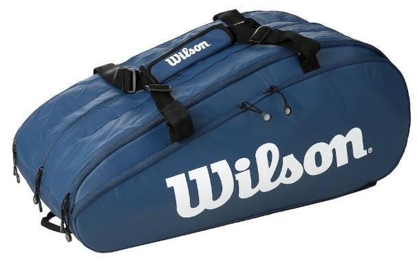 Теннисная сумка Wilson Tour 3 Comp 15 Pk navy
