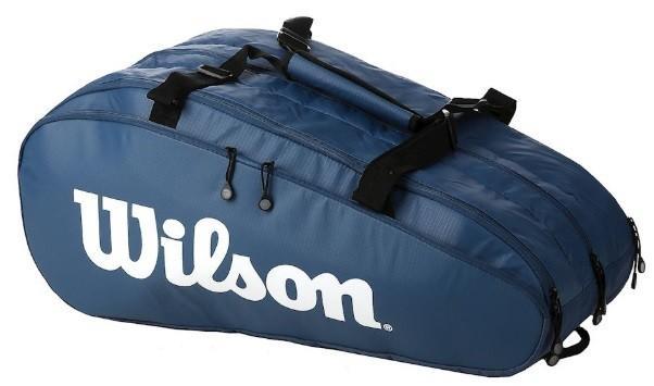 Тенісна сумка Wilson Tour 3 Comp 15 Pk navy