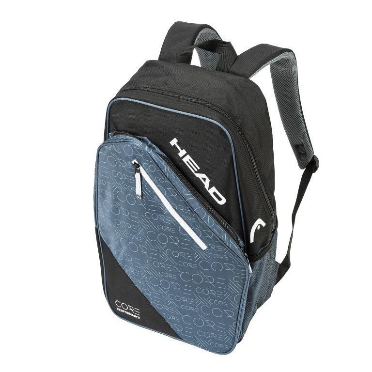 Тенісний рюкзак детский Head Core Backpack black/grey/white