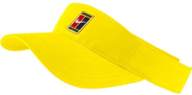 Козырек Nike Visor Heritage Logo opti yelllow