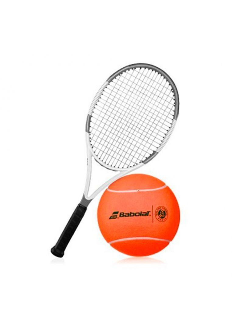 Гигантский теннисный мяч Babolat Jumbo Ball Roland Garros orange