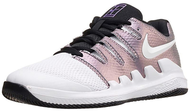 Дитячі тенісні кросівки Nike Air Zoom Vapor 10 HC Jr multi-color/white/black