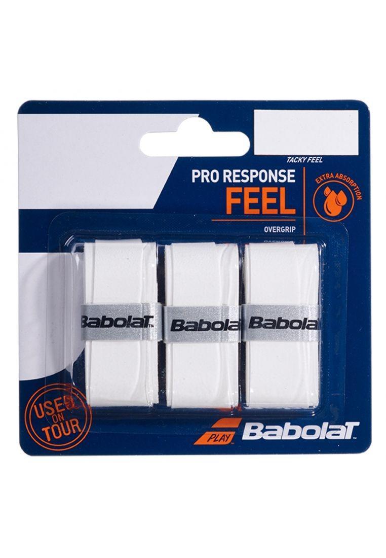 Намотка Babolat Pro Response (3 шт.) white