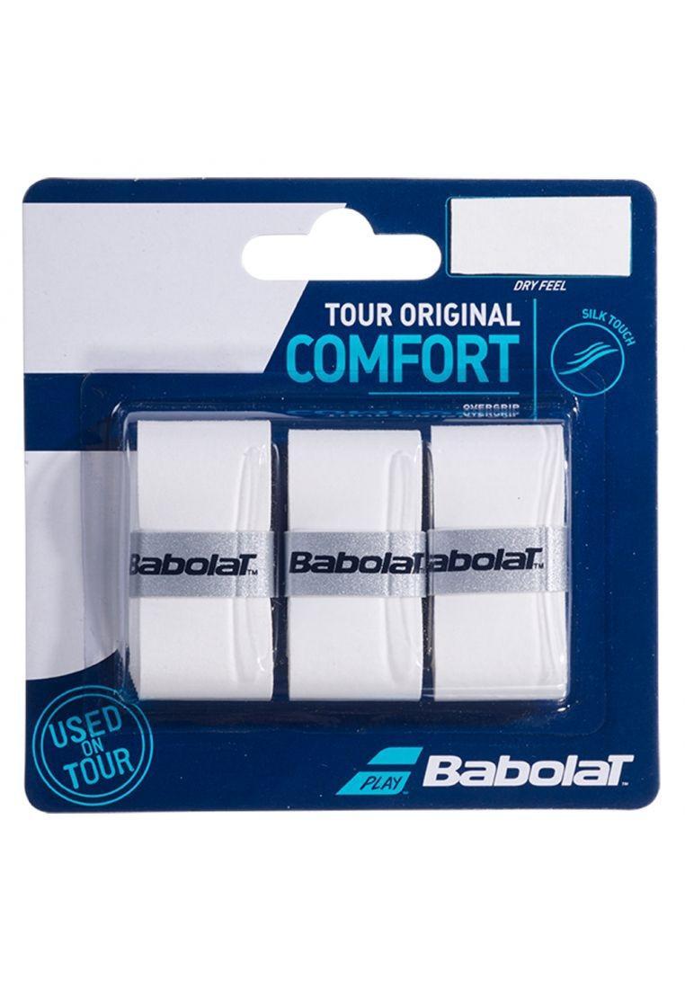 Намотка Babolat Tour Original (3 шт.) white