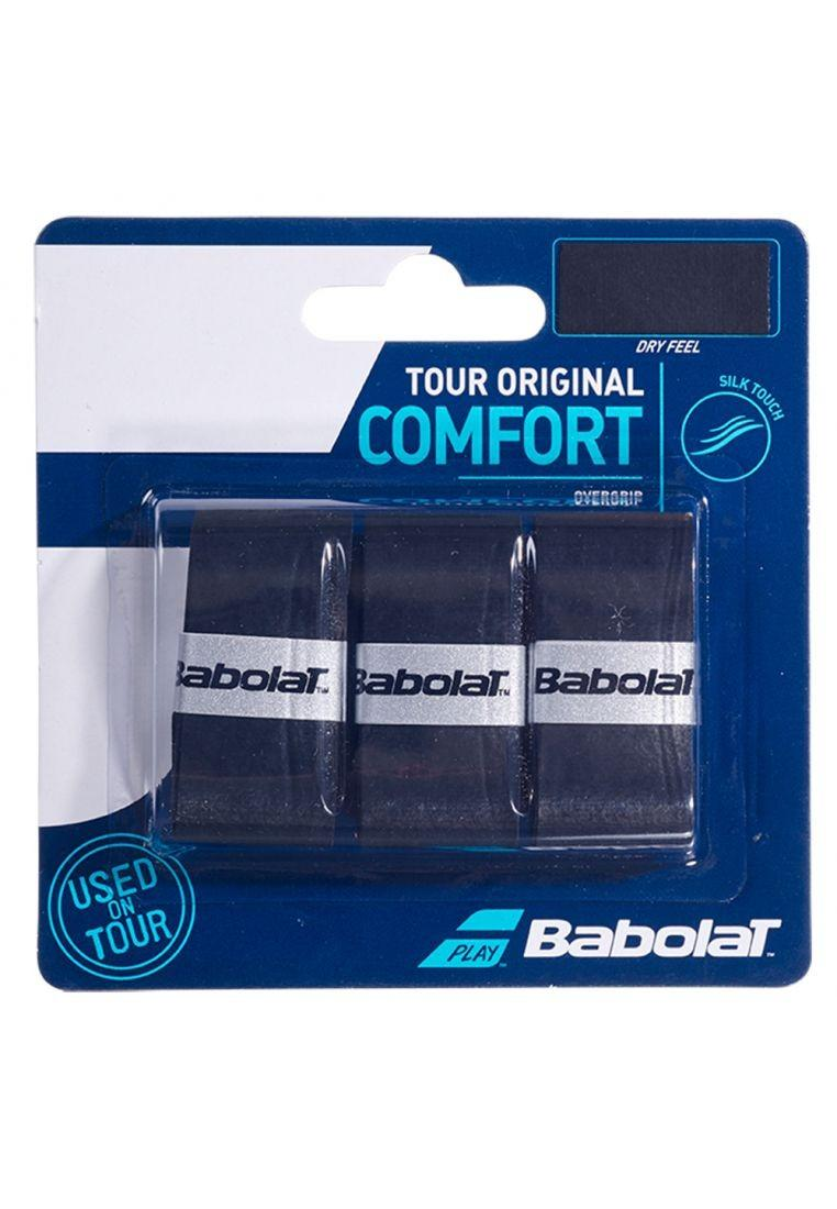 Намотка Babolat Tour Original (3 шт.) black
