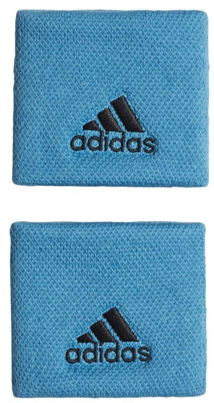 Напульсник Adidas Wristbands S (OSFM) shock cyan
