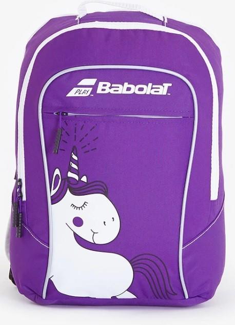 Теннисный рюкзак детский Babolat Backpack Junior Club purple/white