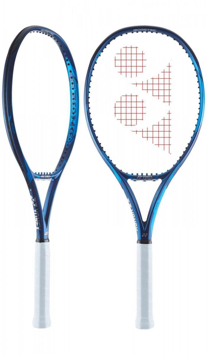 Теннисная ракетка Yonex EZONE 100 (285g) deep blue