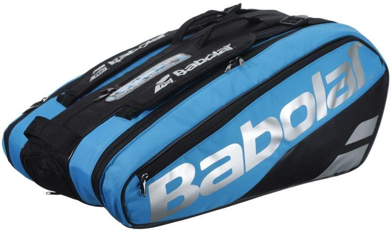 Теннисная сумка Babolat Pure Drive x9 2020 black/blue