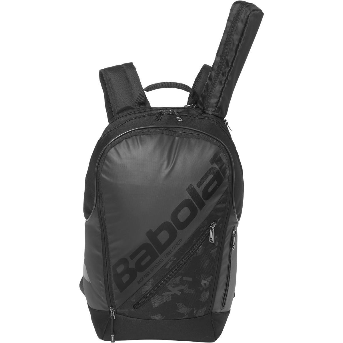 Теннисный рюкзак Babolat Team Line Backpack Expandable black