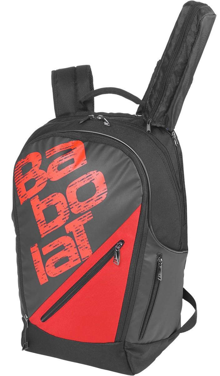 Теннисный рюкзак Babolat Team Line Backpack Expandable black/red