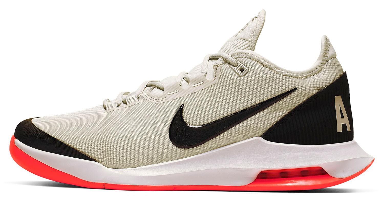 Теннисные кроссовки мужские Nike Air Max Wildcard light bone/black/hot lava/white
