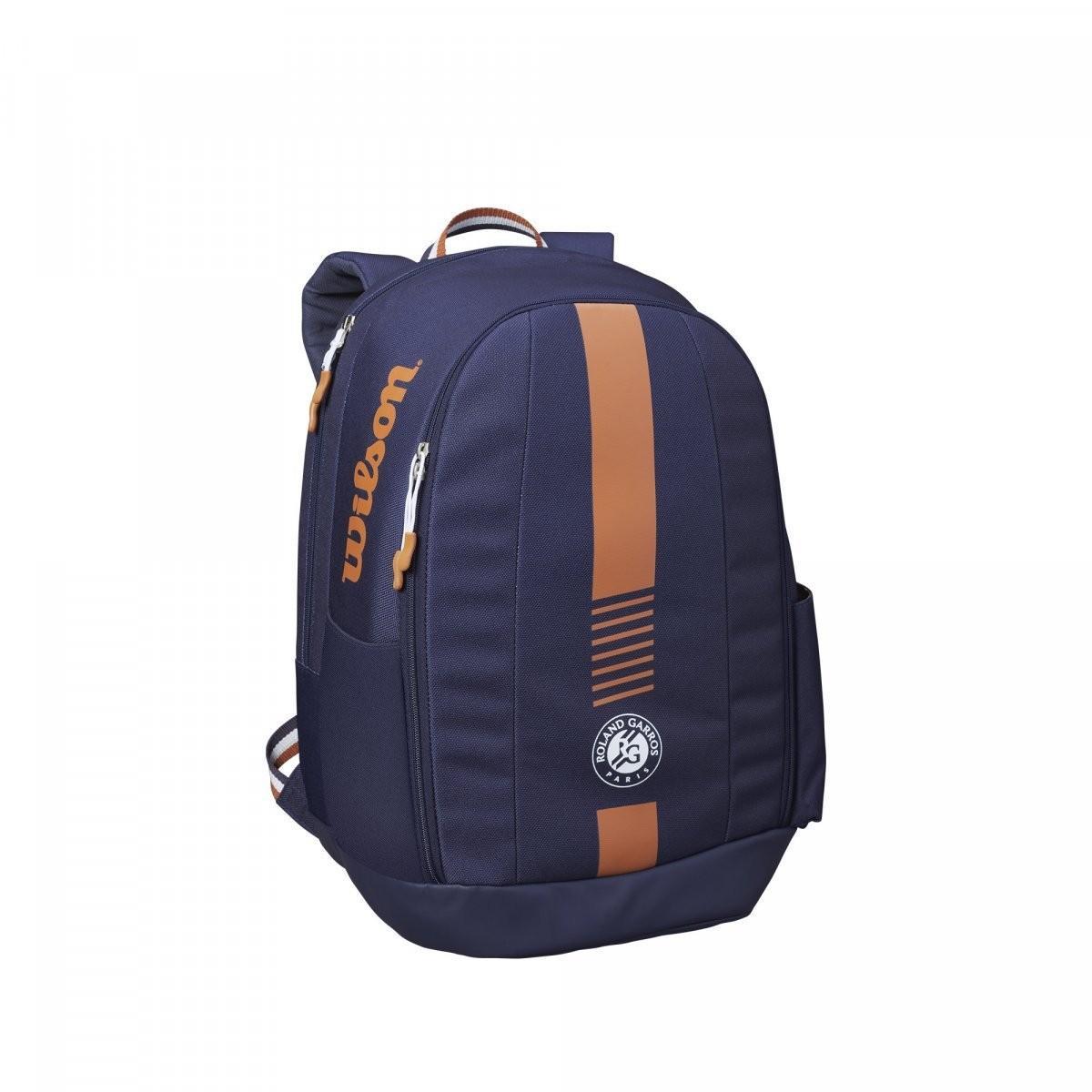 Теннисный рюкзак Wilson Roland Garros Team Backpack navy