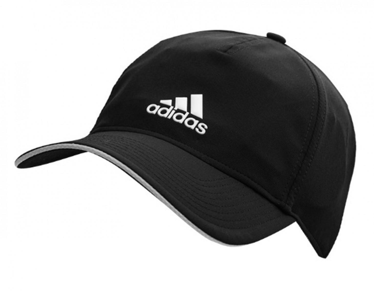 Теннисная кепка Adidas Climalite C40 5P Climalite Cap black/white