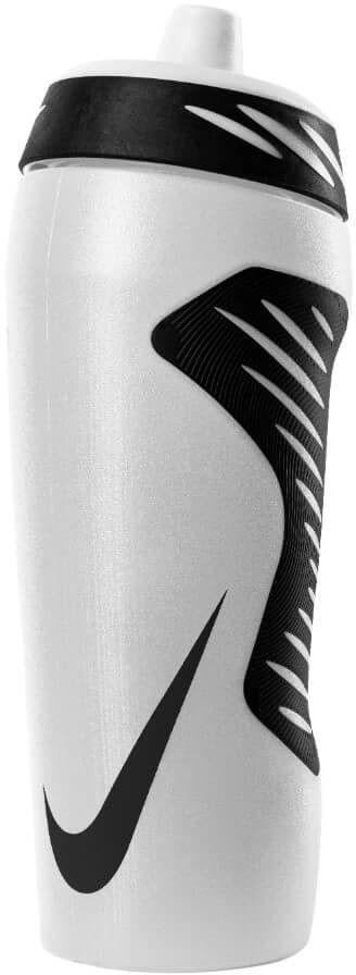Бутылка для воды Nike Hyperfuel water bottle clear/black/black