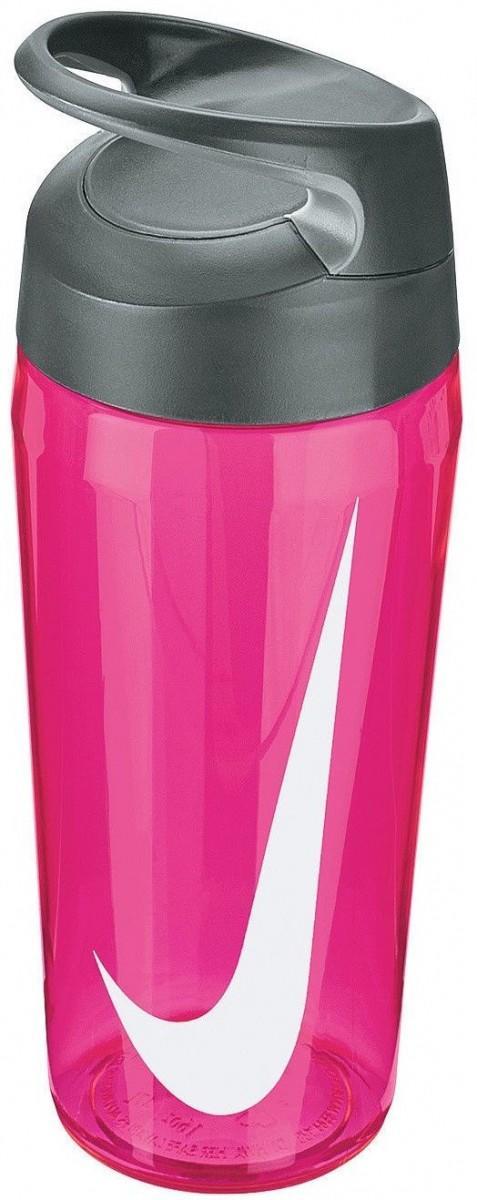 Бутылка для воды Nike Hypercharge Twist Bottle pink/black