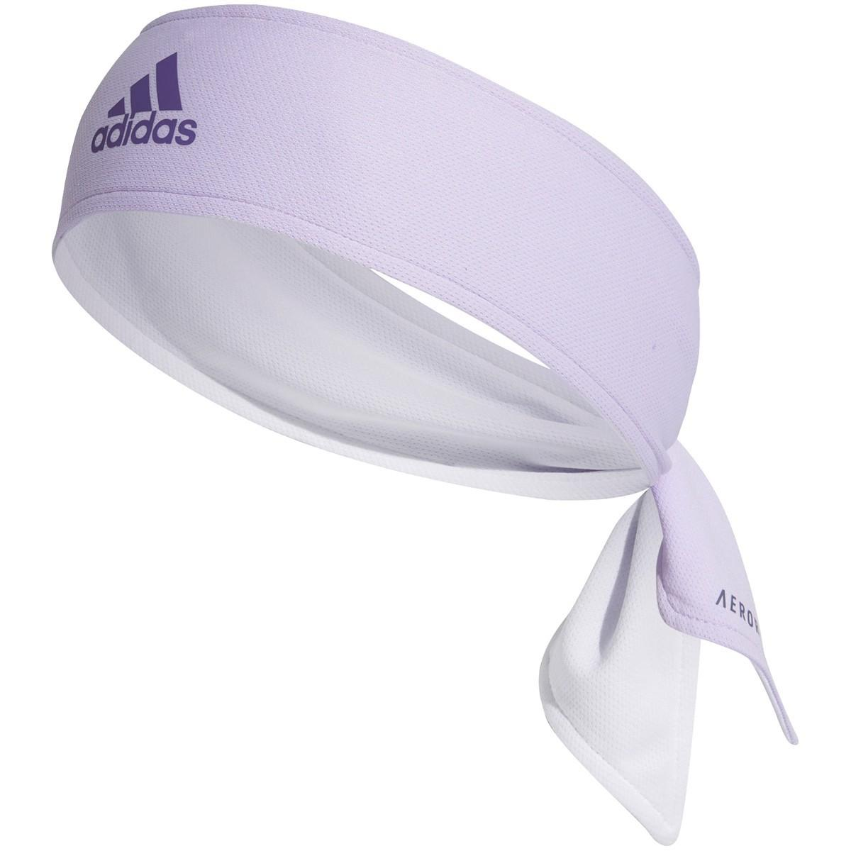 Бандана Adidas Tennis Tie Band Aeroready (OSFY) purple tint/tech purple/white