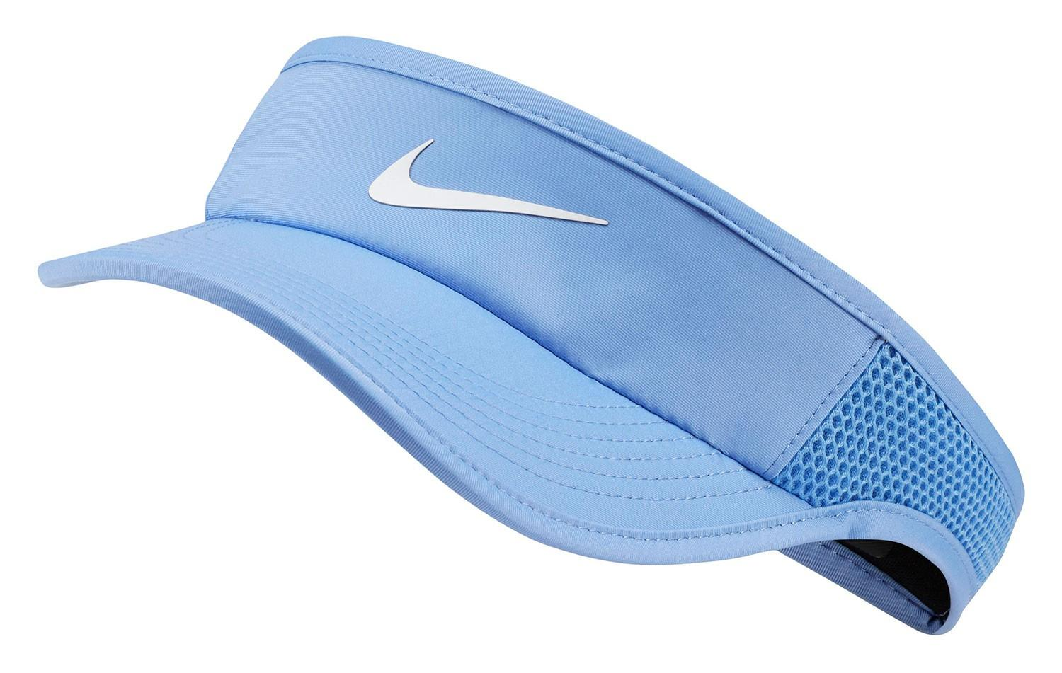 Козырек Nike Aerobill Feather Light Visor royal pulse