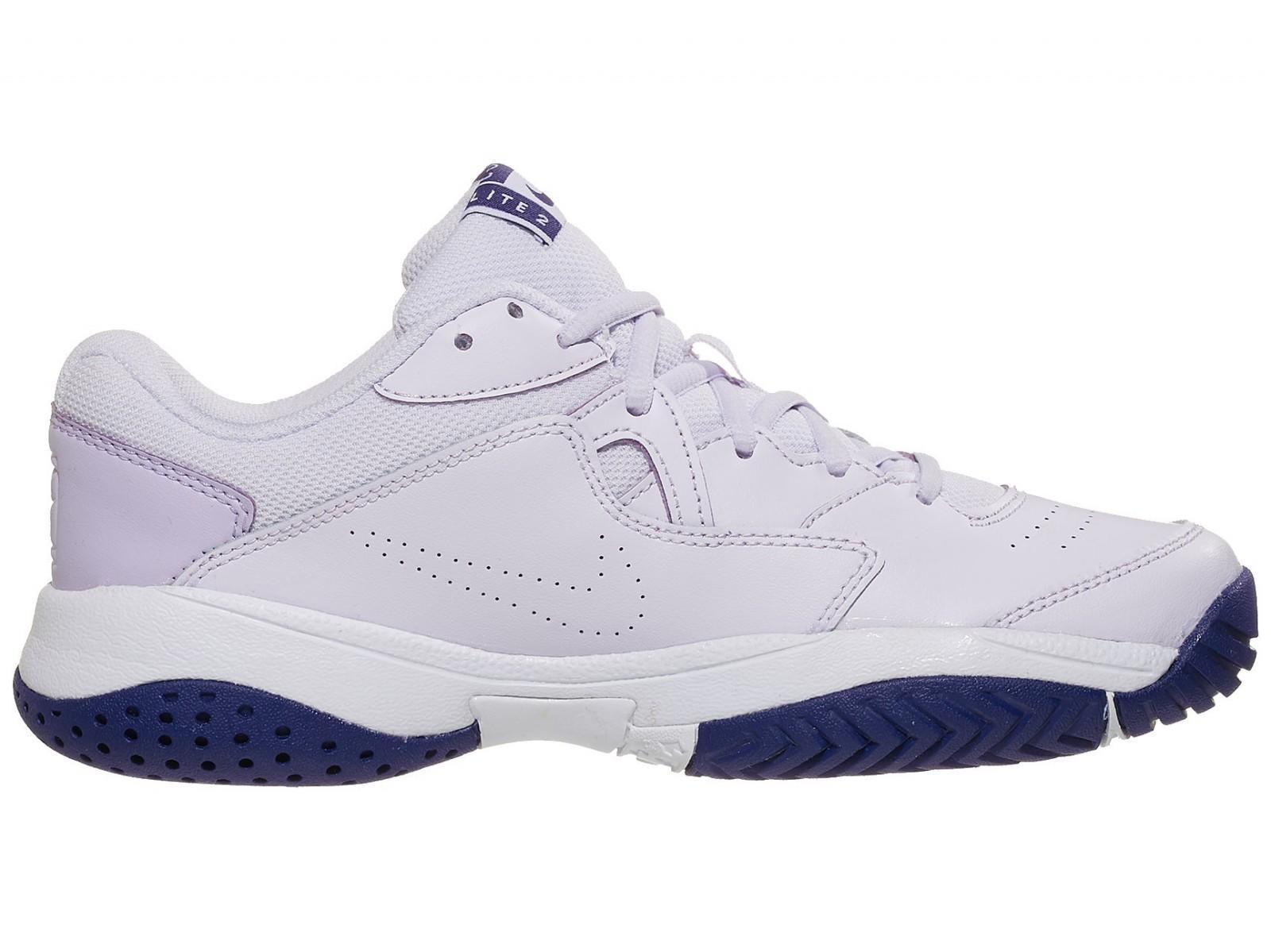 Теннисные кроссовки женские Nike Court Lite 2 barely grape/violet mist/white/regency purple