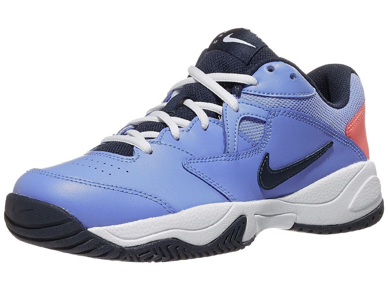 Теннисные кроссовки женские Nike Court Lite 2 royal pulse/sunblush