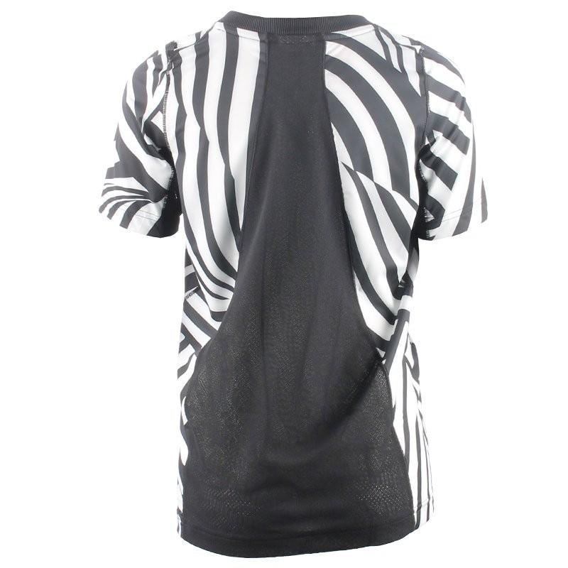 Теннисная футболка детская Adidas Roland Garros Y3 Tee black/black/white