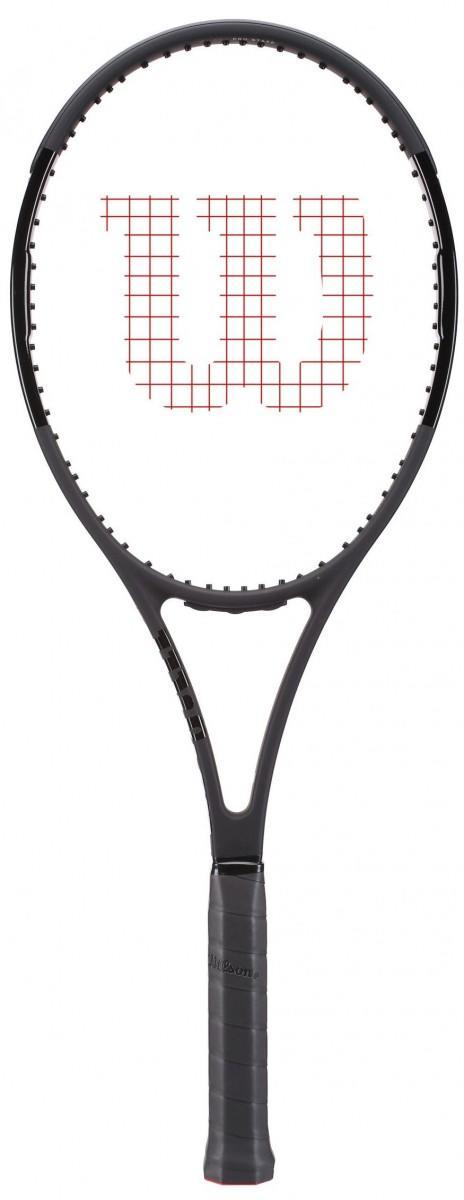 Теннисная ракетка Wilson Pro Staff 97 black