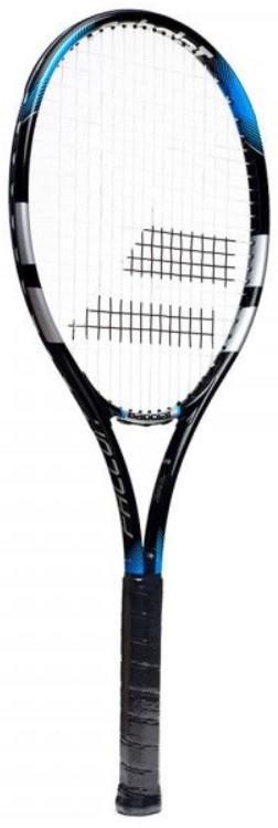 Теннисная ракетка Babolat Falcon black/grey/blue