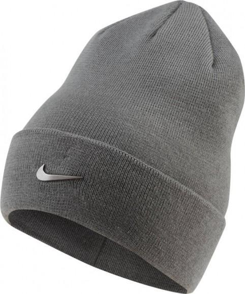 Шапка Nike Y NK Beanie grey
