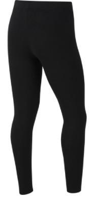 Леггинсы детские Nike Sportswear Favorites Graphic Leggings black/white