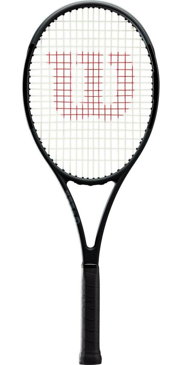 Теннисная ракетка Wilson Pro Staff 97L black