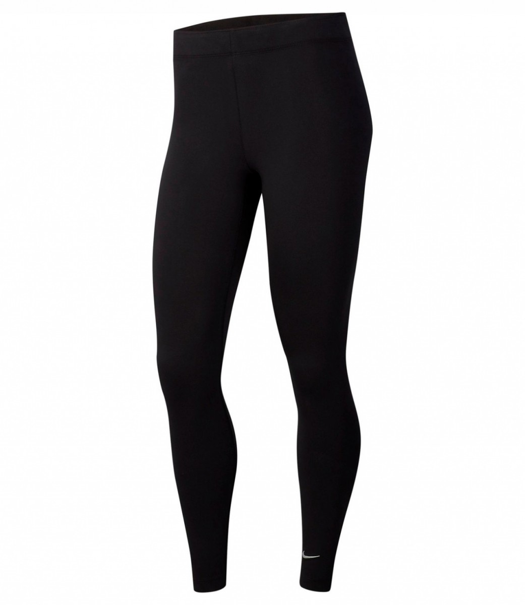 Леггинсы женские Nike Sportswear Club Legging black/white