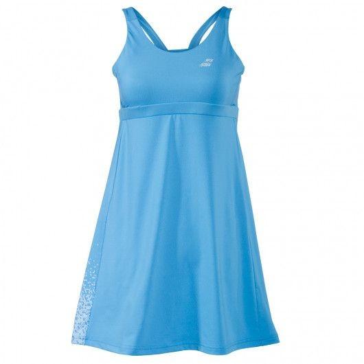 Теннисное платье детское Babolat Performance Dress Girl horizon blue