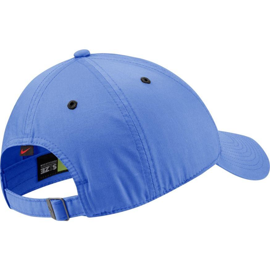 Теннисная кепка Nike Rafa U Aerobill H86 Cap royal pulse