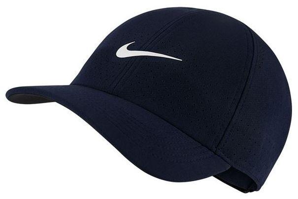 Теннисная кепка Nike Aerobill Dri-Fit Advantage Cap obsidian