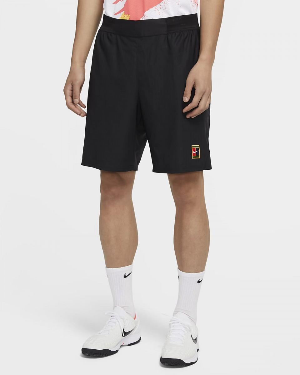 Теннисные шорты мужские Nike Court Flex Ace M Short 9in black